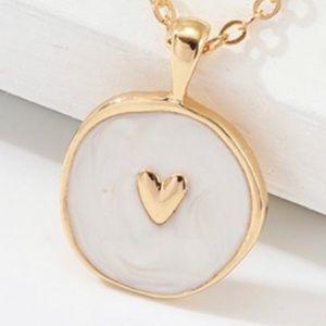 Heart Dip Pendant